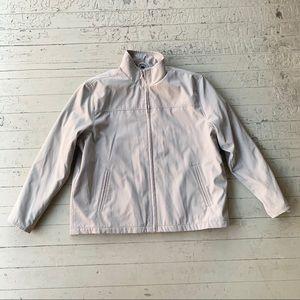 Men's XXL Alfani tan cream beige jacket